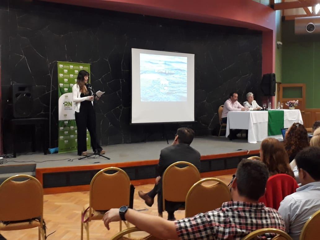 La Defensoría del Pueblo participó en la Audiencia Pública convocada en referencia a la Ejecución del Plan Director del Sistema de Desagües Cloacales en Las Grutas