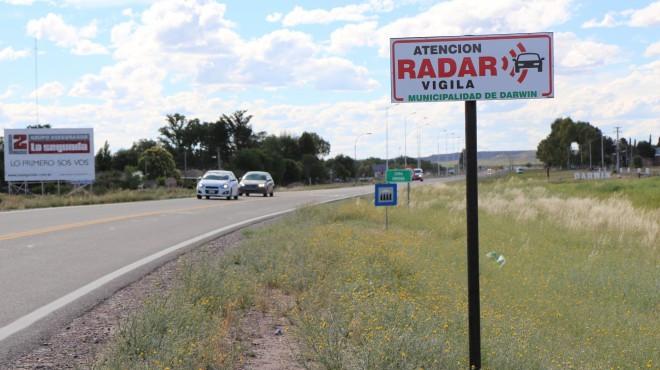 Están suspendidos los radares de Darwin
