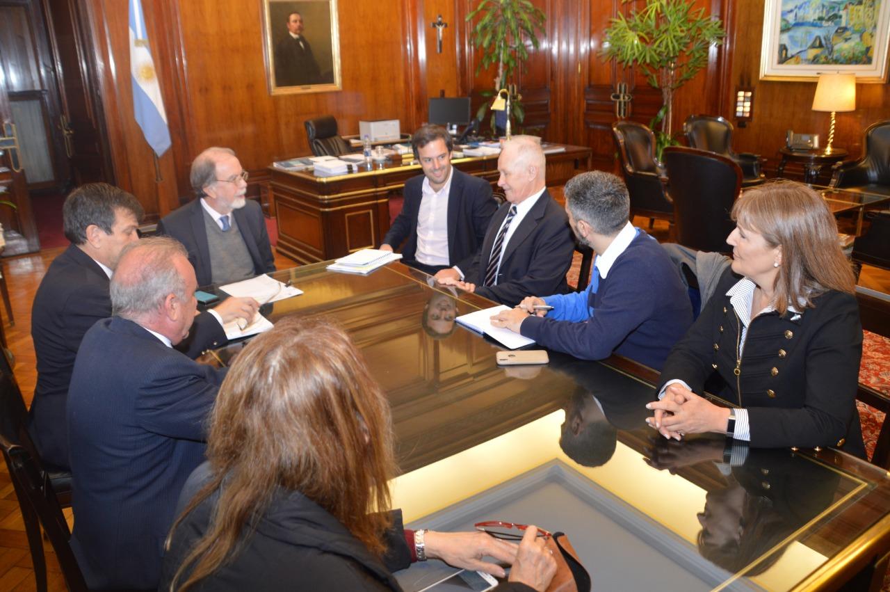 Créditos UVA: Defensores del Pueblo del país se reunieron con autoridades del Banco Nación