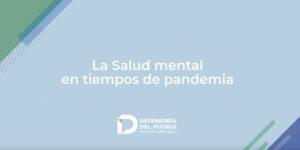 Salud mental presentacion